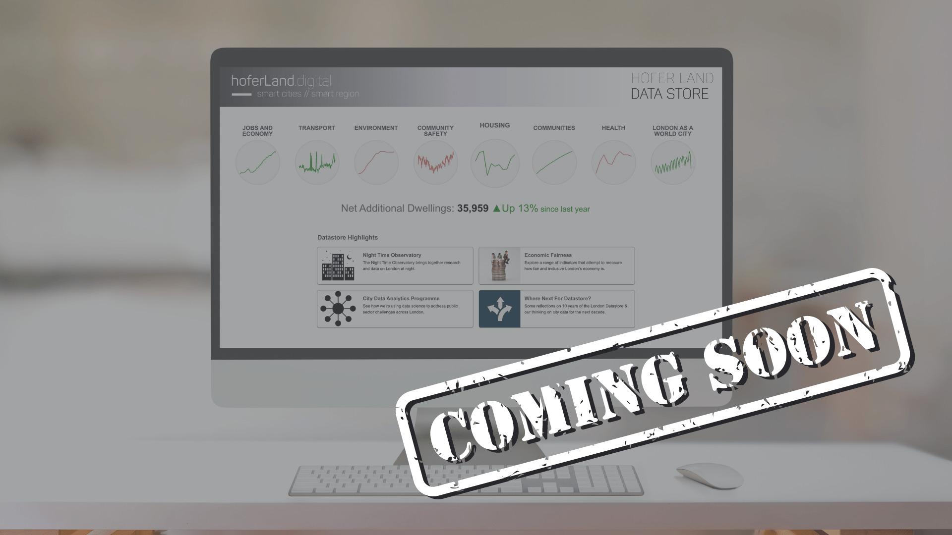 Hofer Land Data Store