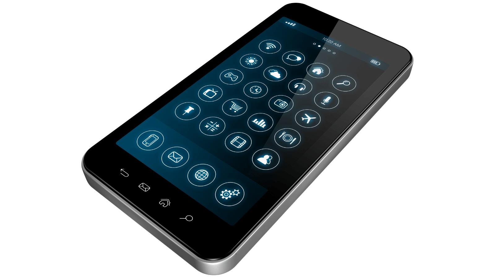 Hofer Land digital Smartphone